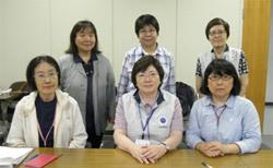 熊本県看護協会にて