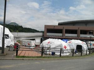 南阿蘇中学校 大阪赤十字病院d-ERU
