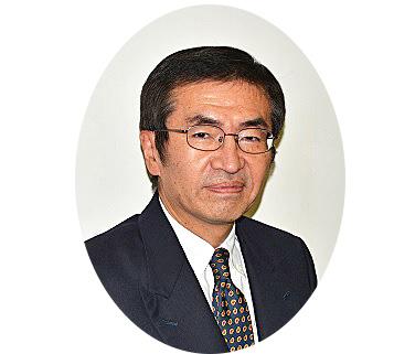 日本マイコプラズマ学会理事長の写真