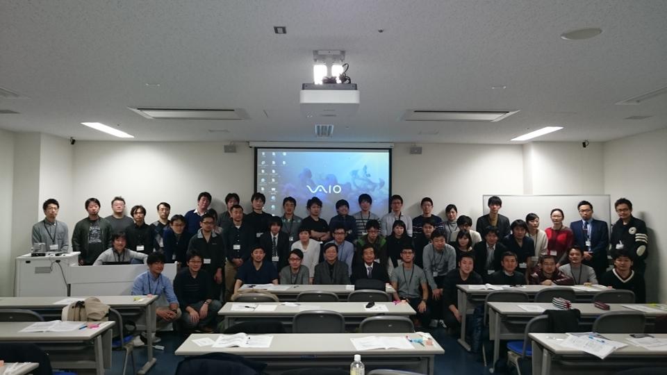 38名の先生方に参加いただきした。