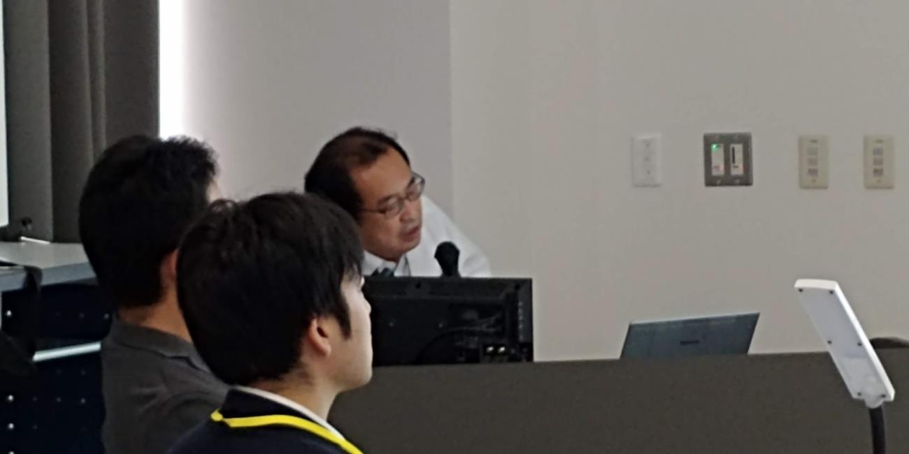 北海道大学循環器・呼吸器外科 教授 松居喜郎先生による大動脈弁、僧帽弁手術についてのkeynote lecture