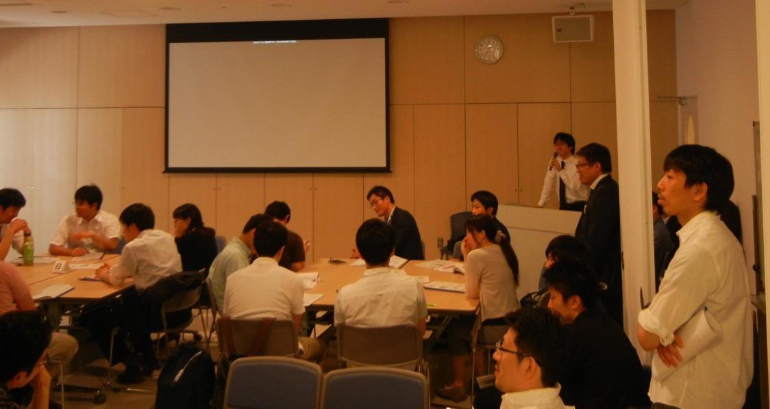感染症の講義も、非常に分かりやすく、即実践できる情報ばかりで、かなり好評でした。
