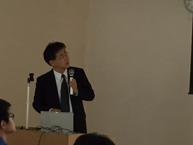 札幌医科大学 循環器・腎臓・代謝内分泌内科 准教授 橋本暁佳先生による心筋バイアビリティ評価の講義