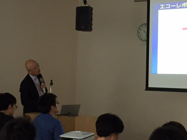手稲渓仁会病院 循環器内科部長 湯田 聡先生による左室拡張能・右室機能評価の講義