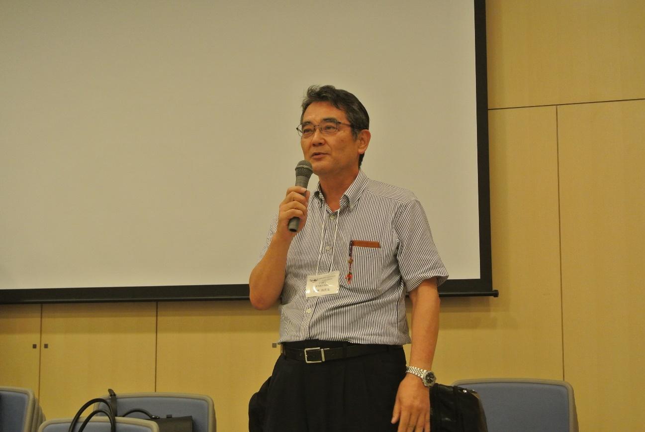 閉会のご挨拶を井本先生より頂戴しました。