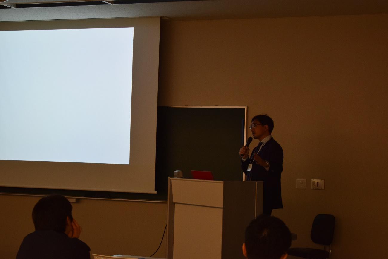 座学(TAVI):埼玉医科大学国際医療センター 栃井将人講師