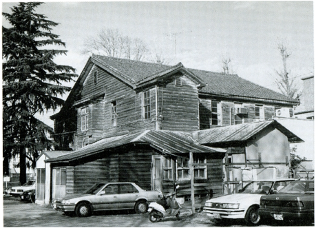 1972年頃分院時代の心療内科医局